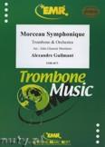 Ok�adka: Guilmant Alexandre, Morceau Symphonique (Trombone solo) - Orchestra & Strings