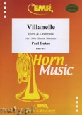 Ok�adka: Dukas Paul, Villanelle - Horn