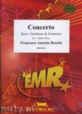 Ok�adka: Rosetti Francesco Antonio, Concerto - Horn