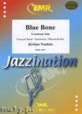 Okładka: Naulais Jérôme, Blue Bone - Trombone