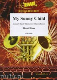 Okładka: Haas Horst, My Sunny Child - Wind Band