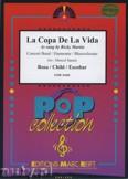 Ok�adka: Rosa Robi, Child Desmond, Escobar Luis Gomez, Copa De La Vida (La) - Wind Band
