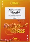 Okładka: Koetsier Jan, Don Giovannis Höllenfahrt
