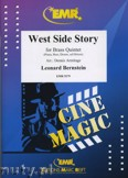 Ok�adka: Bernstein Leonard, West Side Story - BRASS ENSAMBLE