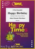 Ok�adka: Mortimer John Glenesk, Happy Birthday - BRASS ENSAMBLE