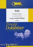 Ok�adka: H�ndel George Friedrich, Arie - Trumpet