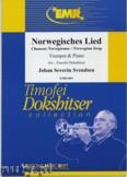 Ok�adka: Svendsen Johan Severin, Norwegisches Lied - Trumpet
