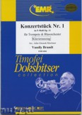 Okładka: Brandt Vassily, Konzertstück No. 1 in f-moll Op. 11 - Trumpet