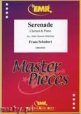Okładka: Schubert Franz, Serenade D 957 N° 4 - CLARINET