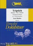 Okładka: Sibelius Jean, Triptich - Trumpet