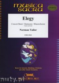 Ok�adka: Tailor Norman, Elegy - Wind Band