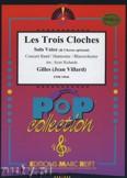 Ok�adka: Gilles, Les Trois Cloches (Male or Female Voice & Chorus) - Wind Band