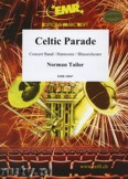 Okładka: Tailor Norman, Celtic Parade - Wind Band