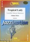 Okładka: Noris Günter, Tropical Lady - Wind Band