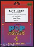 Okładka: Popp André, L'Amour est Bleu - Wind Band