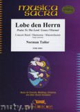 Ok�adka: Tailor Norman, Lobe den Herrn  - Wind Band