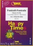 Okładka: Suba Eduardo, Funiculi-Funicula (Chorus SATB) - Wind Band