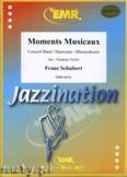 Okładka: Schubert Franz, Moments Musicaux - Wind Band