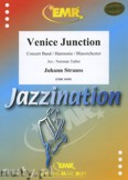 Ok�adka: Strauss Johann, Venice Junction - Wind Band