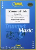 Ok�adka: Goedicke Alexander, Konzert-Et�de - Trumpet