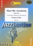 Okładka: Tailor Norman, Meet Mr. Gershwin (Piano Solo) - Wind Band