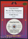 Ok�adka: Queen, Mercury Freddie, We Are The Champions - Wind Band
