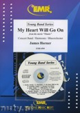 Ok�adka: Horner James, My Heart will go on (Titanic) - Wind Band