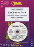 Okładka: Robles Daniel Alomias, Milchberg Jorge, El Condor Pasa - Wind Band