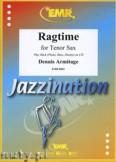 Okładka: Armitage Dennis, Ragtime - Saxophone