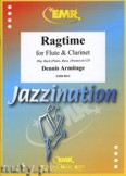 Ok�adka: Armitage Dennis, Ragtime for Flute and Clarinet