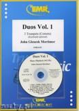 Okładka: Mortimer John Glenesk, Duos Vol. 1 - Trumpet