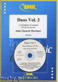 Ok�adka: Mortimer John Glenesk, Duos Vol. 2 - Trumpet