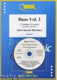 Okładka: Mortimer John Glenesk, Duos Vol. 3 - Trumpet