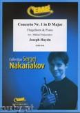 Ok�adka: Haydn Franz Joseph, Concerto Nr 1 in D Major