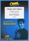 Ok�adka: Schumann Robert, Adagio and Allegro (Opus 70)