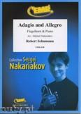 Okładka: Schumann Robert, Adagio and Allegro (Opus 70)