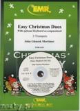 Okładka: Mortimer John Glenesk, Easy Christmas Duos - Trumpet