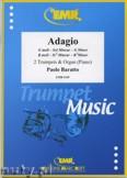 Okładka: Baratto Paolo, Adagio - Trumpet