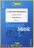 Okładka: Baratto Paolo, Concertino Romantico - Trumpet
