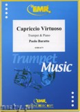 Okładka: Baratto Paolo, Capriccio Virtuoso - Trumpet