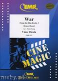 Okładka: Dicola Vince, Rocky 4 (War) - BRASS BAND