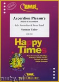 Ok�adka: Tailor Norman, Accordion Pleasure (Accordion Solo) - BRASS BAND