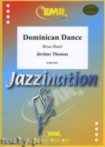 Ok�adka: Thomas J�r�me, Dominican Dance  - BRASS BAND