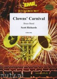 Okładka: Richards Scott, Clown's Carnival - BRASS BAND