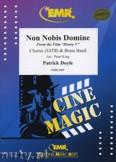Okładka: Doyle Patrick, Henry V (Non Nobis Domine) - (Chorus SATB) - BRASS BAND
