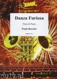 Okładka: Baratto Paolo, Danza Furiosa - Flute