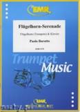 Okładka: Baratto Paolo, Flügelhorn-Serenade