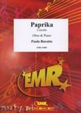 Okładka: Baratto Paolo, Paprika (Csardas) - Oboe
