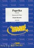Okładka: Baratto Paolo, Paprika (Csardas) - BASSOON