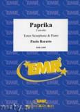 Okładka: Baratto Paolo, Paprika (Csardas) - Saxophone
